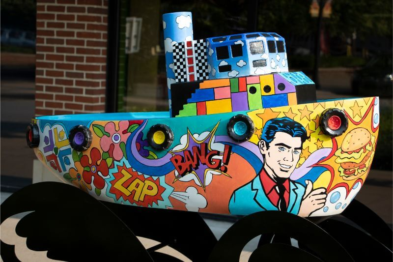 Pop Art Tug